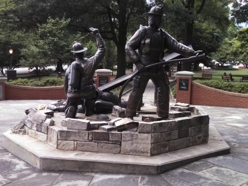 firefighrter memorial
