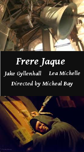 Frere Jaque Movei Poster