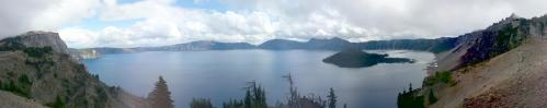 Crater Lake view 2