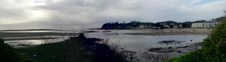Siletz River mouth 2