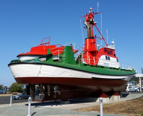 Pilot boat Peacock
