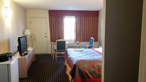 Calgary hotel room