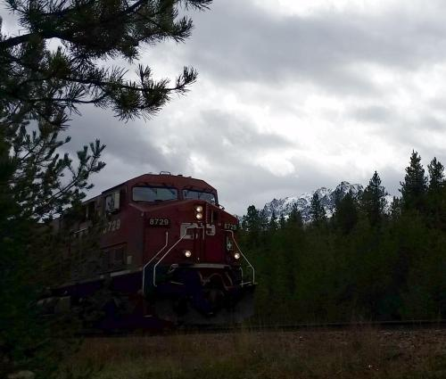 Canadian Pacific loco