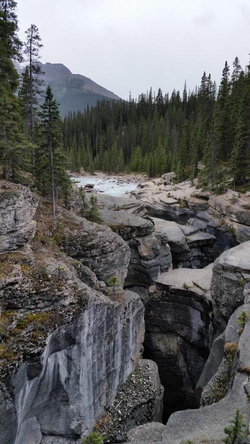 Mistaya Canyon 1