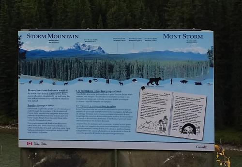 Storm Mt placard