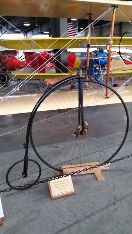 1887 bicycle