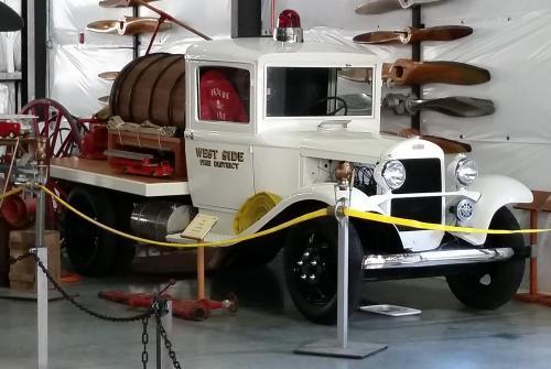 1932 Dodge fire truck