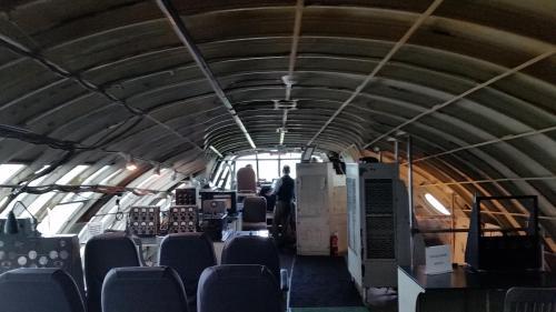 Spruce Goose upper deck