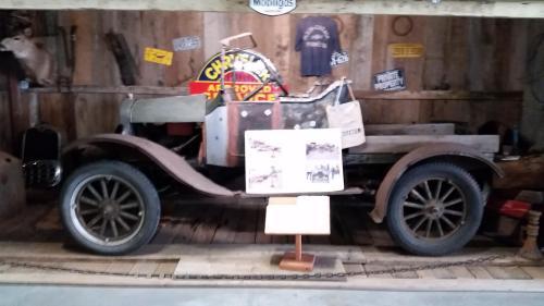 WAAAM Model T build up car