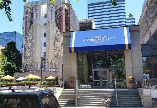 OHS museum exterior