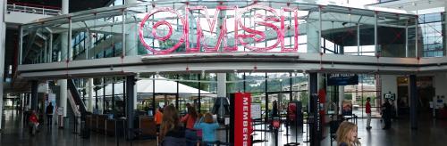 OMSI main entrance