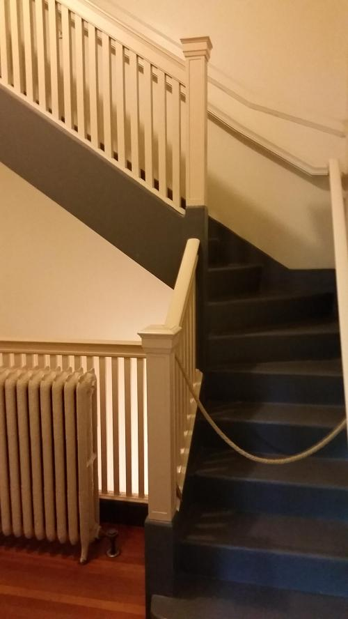 Pittock mansion servant stairs
