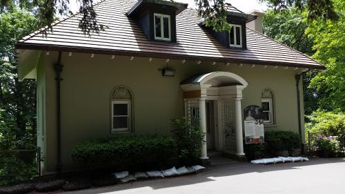 Pittock mansion stewards house