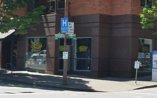 Portland not a marijuana store