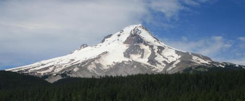 East side of Mt Hood 1606.22