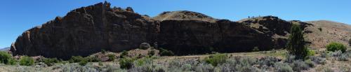 John Day Goose Rock