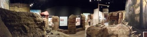 John Day museum interior