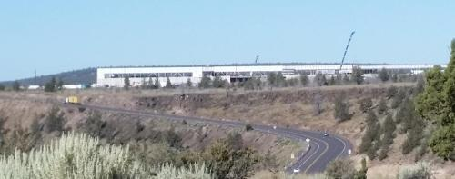 Prineville new data center