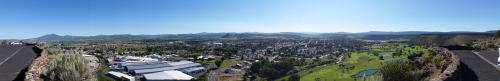 Prineville view from the overlook