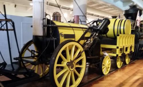 ford-museum-stephenson-rocket