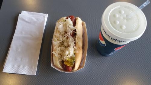 $200 hot dog