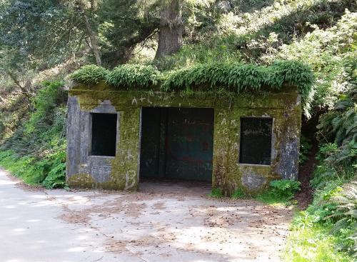 Cape Disappointment blockhouse