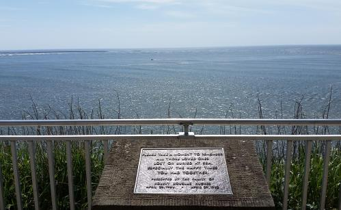 Cape Disappointment Columbia Bar memorial