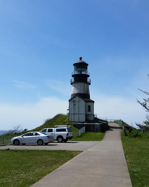 Cape Disappointment lighthouse 1