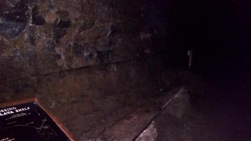 OR Newberry lava tube US 97 bench190624