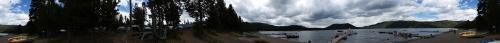 OR Newberry Paulina Lake Lodge panorama 190625